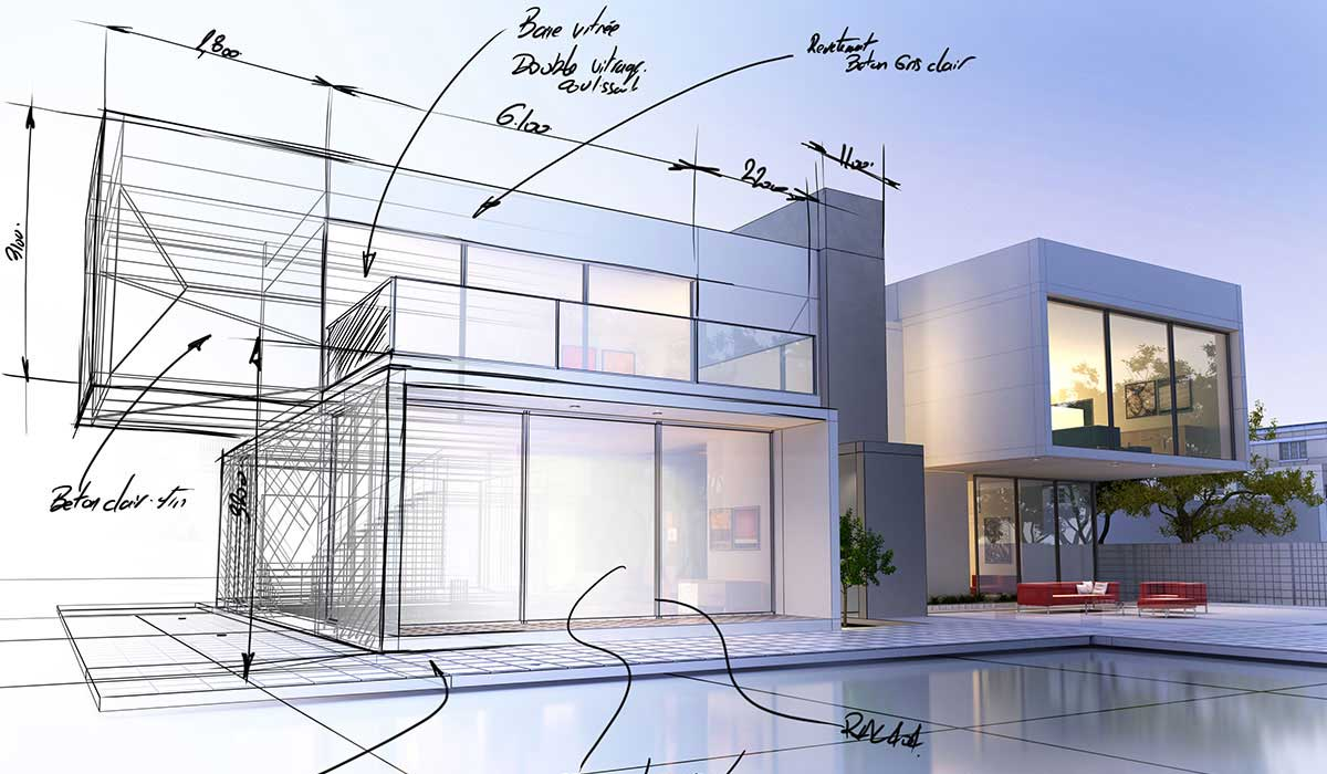 Abfalterbau Individuelle Hausplanung