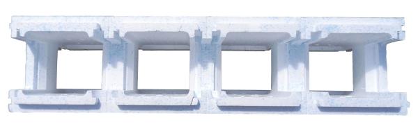 Abfalterbau Poolsystem - Gerader Poolstein