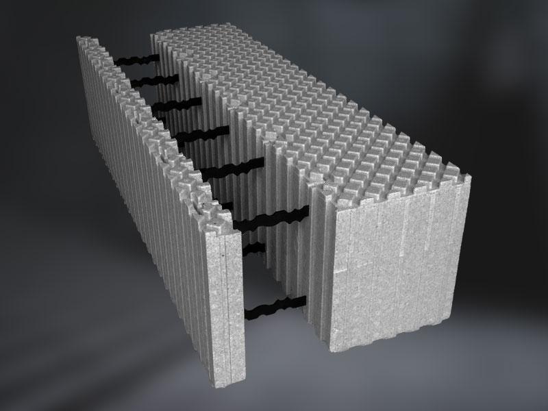 MAGU Wandsystem Stein