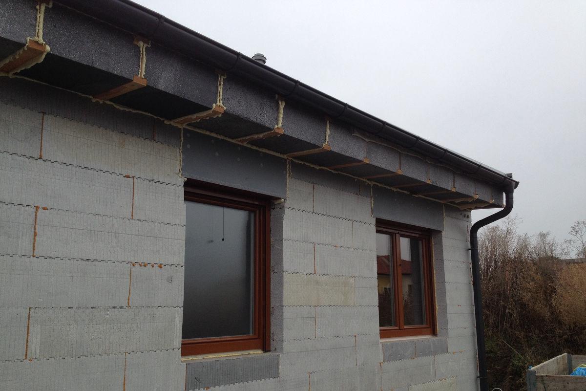 Bausatz-Paket mit anderen Dachformen für das Selbstbauhaus