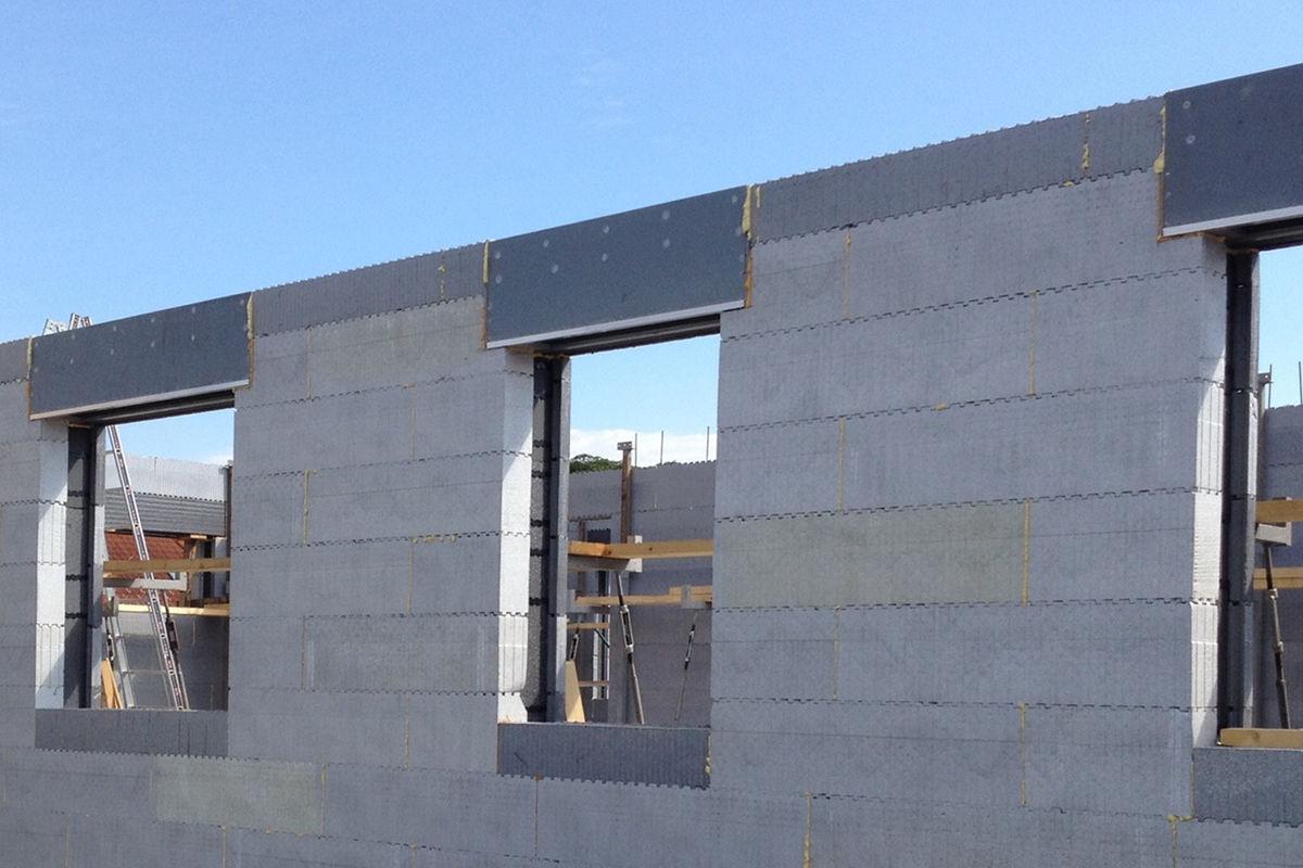 Bausatz-Paket mit Rollladenkasten und Jaloisienkasten für das Selbstbauhaus